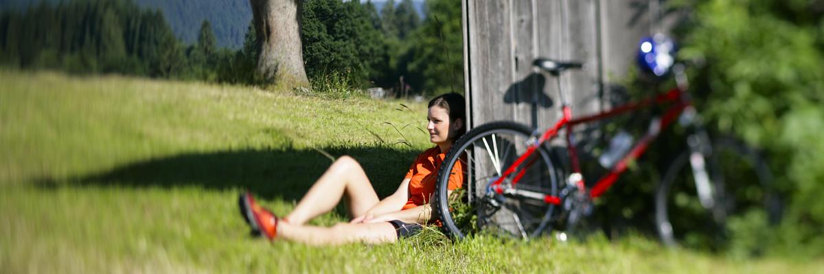 Sport  & Entspannung im Graswangtal